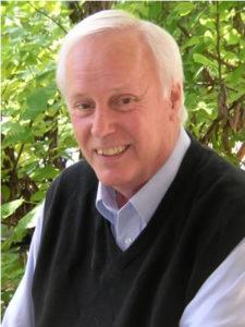 Patrick Overton, Ph.D.